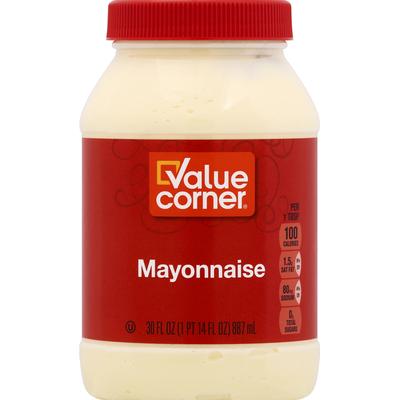 Value Corner Mayonnaise