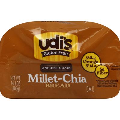 Udi's Bread, Millet-Chia