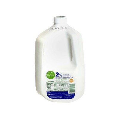 Simple Truth 2% Reduced Fat Milk