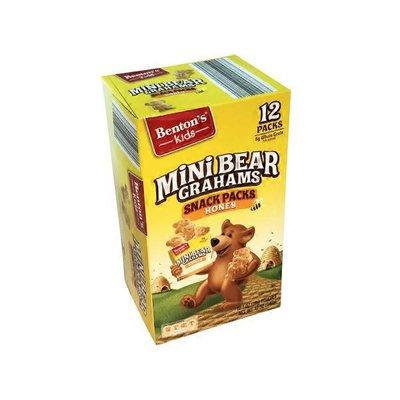 Benton's Mini Bear Honey Grahams Snack Packs