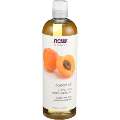 Now 100% Pure Moisturizing Apricot Oil