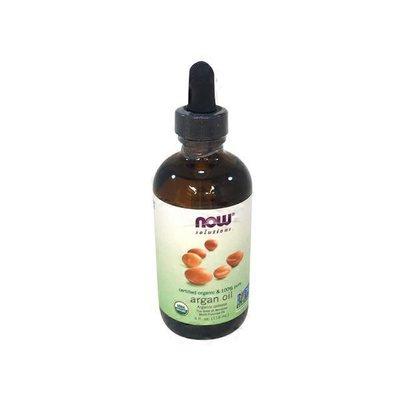 Now 100% Pure & Certified Organic Argan Oil