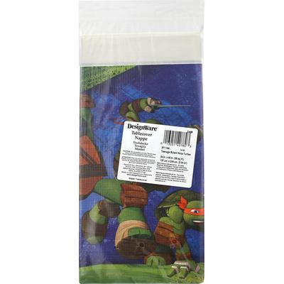 Creative Converting Tablecover, Teenage Mutant Ninja Turtles, Paper