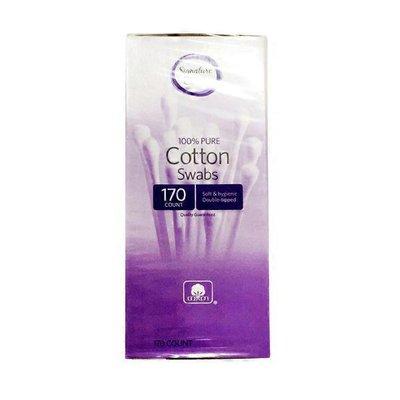 Signature Care Cotton Swabs