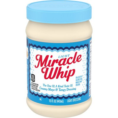Miracle Whip Light Dressing