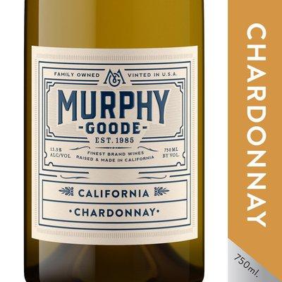 Murphy-Goode California Chardonnay White Wine