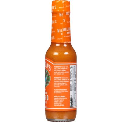 Melinda's Original Habanero Pepper Sauce, Mango