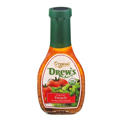 Drew's Dressing & Quick Marinade Harvest French