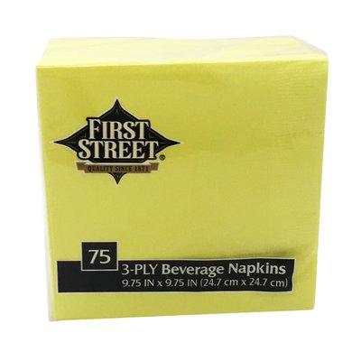 First Street Fs Artstyle Mimosa Napkin 3 Ply 10x10