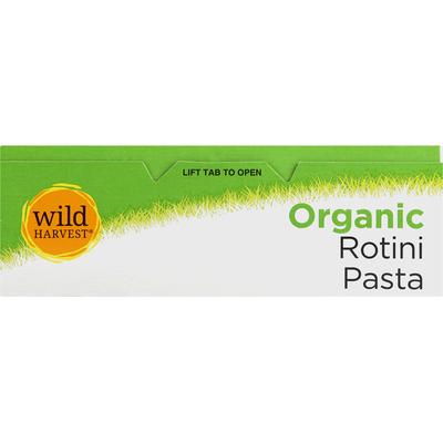 Wild Harvest Rotini Pasta, Organic