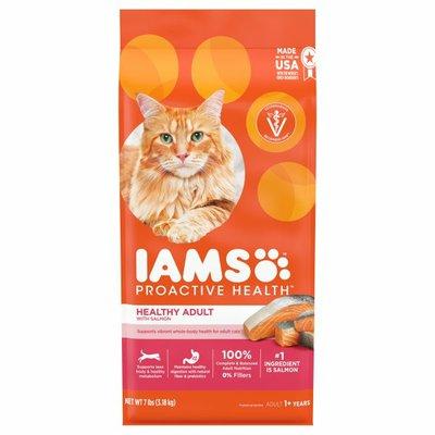 IAMS Healthy Adult with Salmon Premium Cat Food