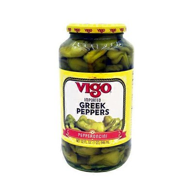 Vigo Pepperoncini Greek Peppers