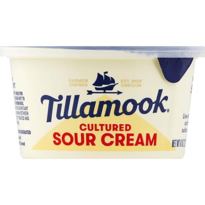 Tillamook Sour Cream, Cultured