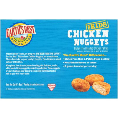 Earth's Best Chicken Nuggets for Kids