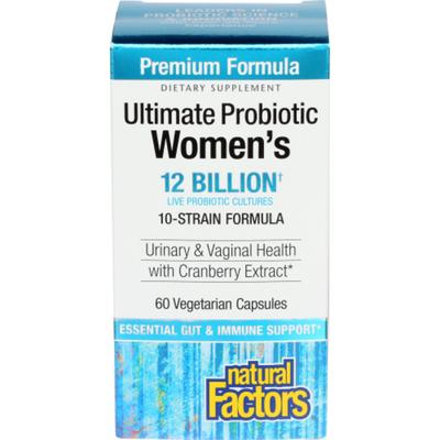 Natural Factors Probiotic Formula Caplets