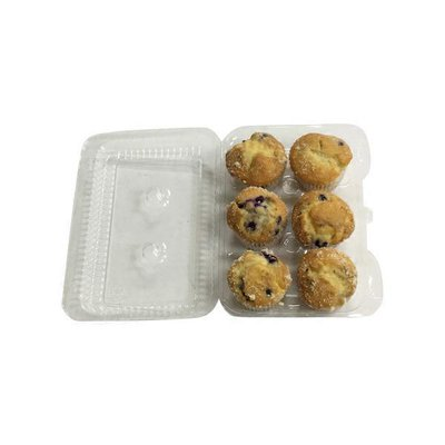 Graul's Blueberry Muffins
