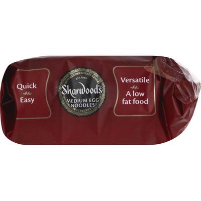 Sharwood's Egg Noodles, Chinese, Medium