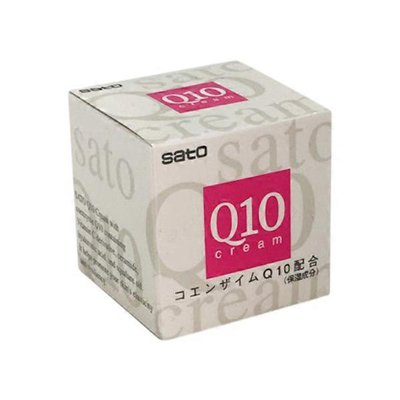 Sato Hakubi Q10 Moisturizing Cream