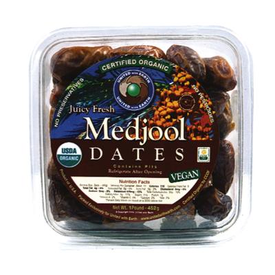 United With Earth Organic Medjool Dates