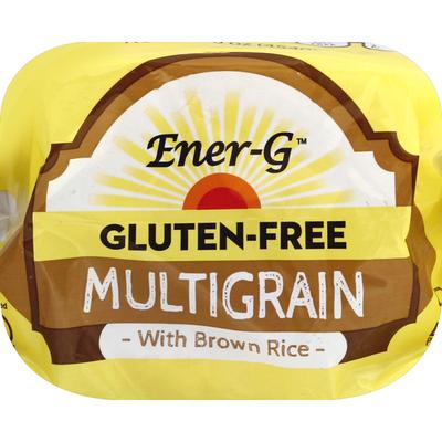 Ener-G Bread, Brown Rice Loaf