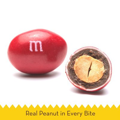 M&M's Peanut Milk Chocolate Summer Candy Sharing Size