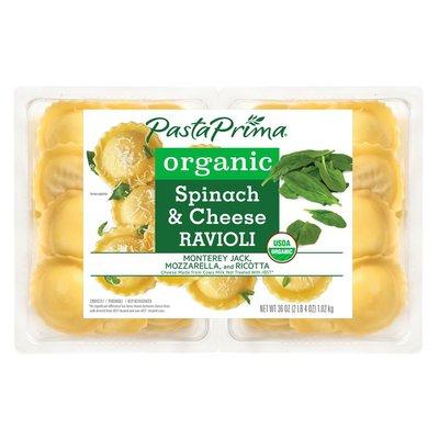 Pasta Prima Organic Spinach And Cheese Ravioli