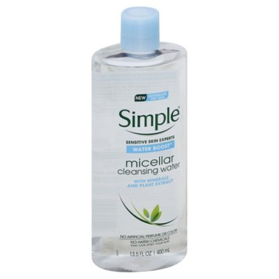 Simple Cleansing Water Micellar