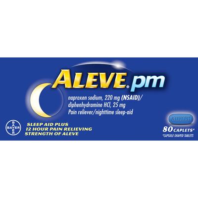 Aleve Sleep Aid Plus, Caplets