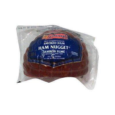 Schneiders Ham Nugget Half Ham