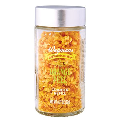 Wegmans Food You Feel Good About Orange Peel Grinder Refill