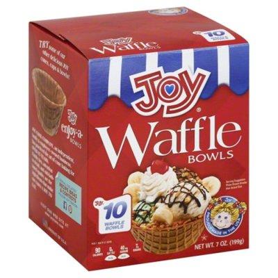 Joy Bowls Waffle