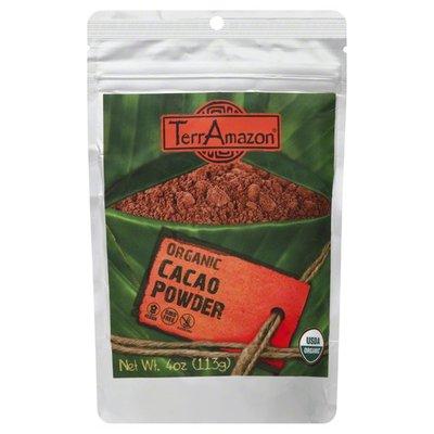 TerrAmazon Cacao Powder, Organic
