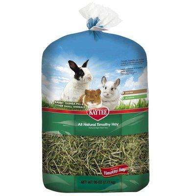 Kaytee Natural Timothy Hay For Rabbits, Guinea Pigs & Small Animals