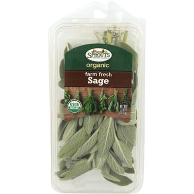 Sprouts Organic Fresh Sage