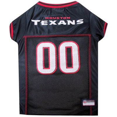 Pets First Small NFL Houston Texans Jersy