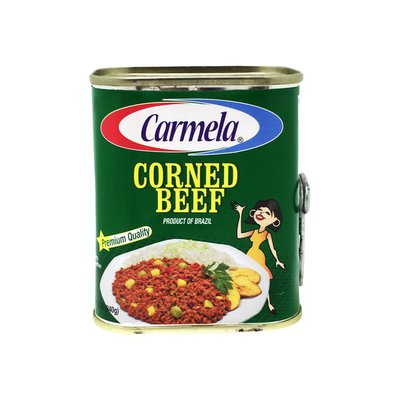 Carmela Foods Corned Beef
