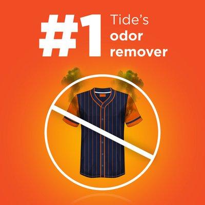 Tide Plus Febreze Sport Active Fresh Scent HE Turbo Clean Liquid Laundry Detergent