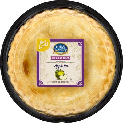 Hill & Valley Apple Pie