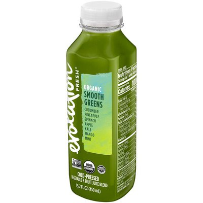 Evolution Fresh Organic Smooth Greens Fruit & Vegetable Juice Drink