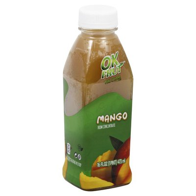 Ok Frut Mango, From Concentrate