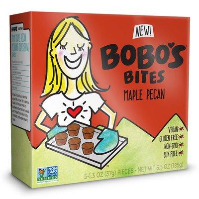 Bobo's Maple Pecan Bites