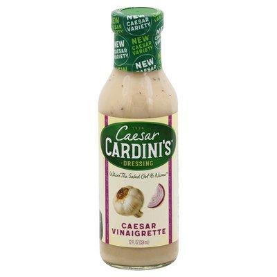 Cardini's Dressing, Caesar Vinaigrette