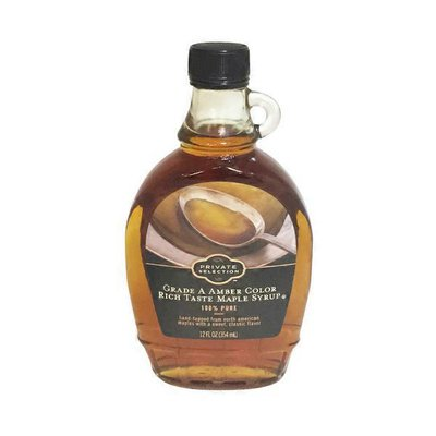 Private Selection Medium Dark Amber Maple Syrup