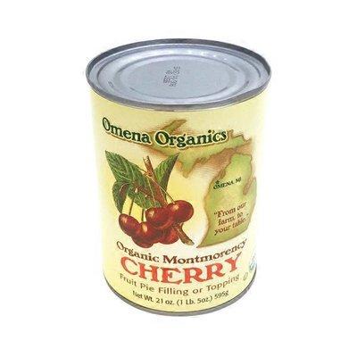 Omena Organics Organic Montmorency Fruit Pie Filling Or Topping