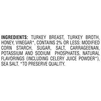 Hillshire Farm Ultra Thin Sliced Lunchmeat, Lower Sodium Honey Roasted Turkey B