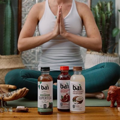 Bai Molokai Coconut, Antioxidant Infused Beverage