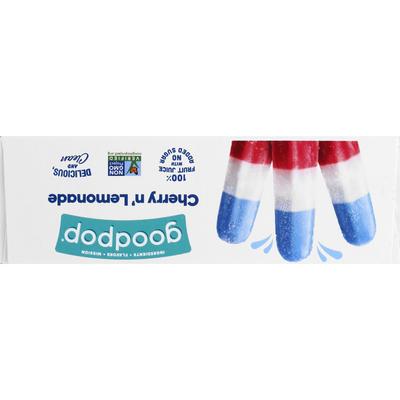GoodPop Red, White & Blue 8-Pack