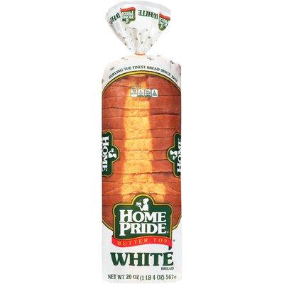 Home Pride Butter Top White Bread