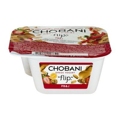 Chobani Flip PB & J Low-Fat Greek Yogurt