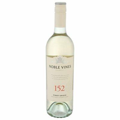 Noble Vines Pinot Grigio, 152, Monterey County